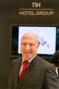 Hugo Rovira, director general de NH Hotel Group para España, Portugal y Andorra
