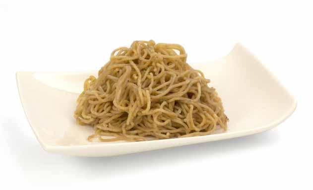 Espagueti trufado de Ibepan
