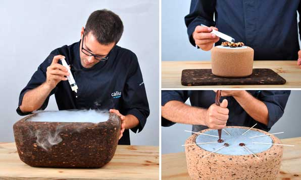 Nitrocork para chefs que quieran innovar con el nitr geno for Articulos para chef