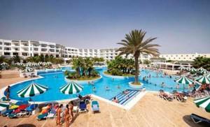 El hasta ahora hotel Riu El Mansour, en la localidad tunecina de Mahdia