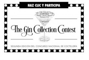 Logo de The Gin Collection Contest