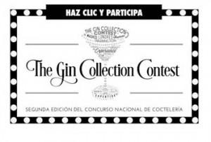 Logo de The Gin Collection Contest