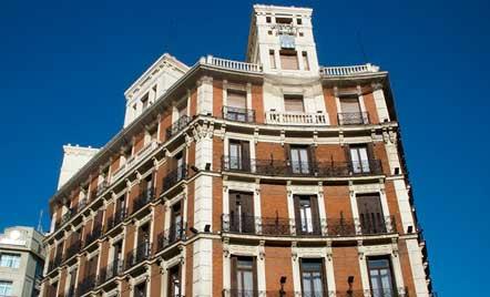 El futuro W Madrid ocupará el antiguo edificio del hotel Asturias, en la plaza Canalejas