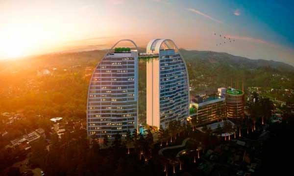 El hotel Innside Bandung