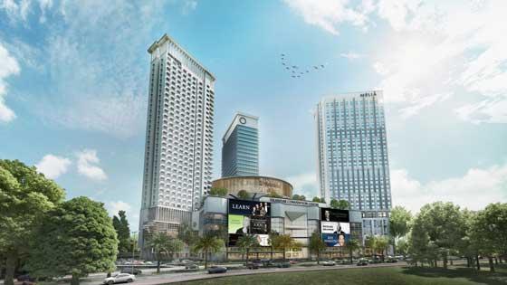 Los futuros hoteles Meliá Iskandar Malasia e Innside Iskandar Johor