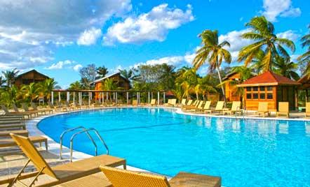El hotel Sercotel Club Cayo Guillermo