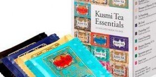 Los tés e infusiones de Kusmi Tea, también para la hostelería