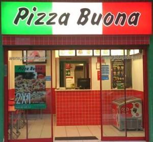 Local de Pizza Buona