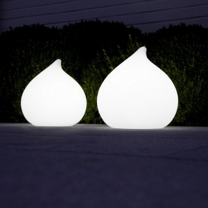 Lámpara Teardrop