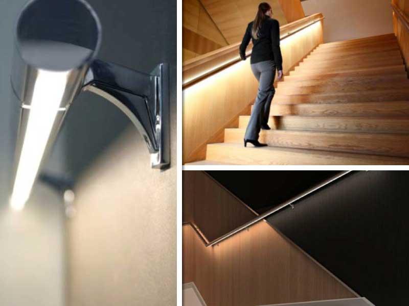 Lo ltimo en iluminaci n led para hoteles y restaurantes for Iluminar jardin sin electricidad