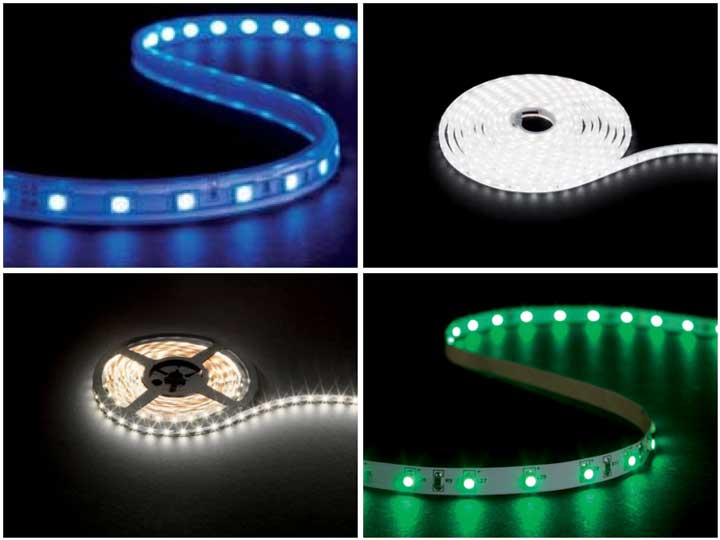Tiras Led LumiStrip, de Lumiance