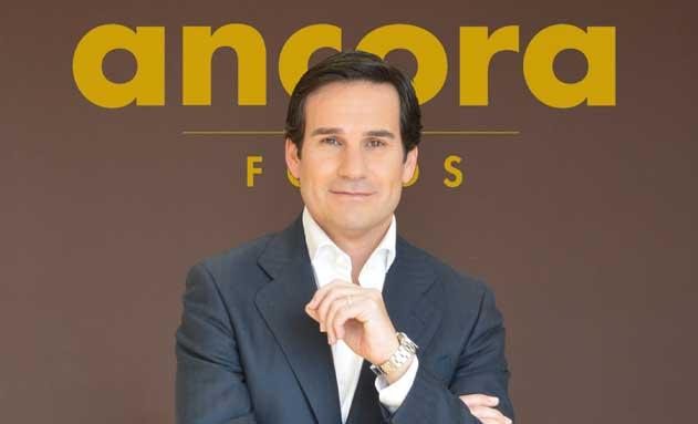 Javier Vargas, socio fundador de Ancora Foods