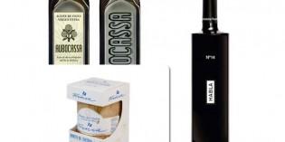 Visto en Madrid Fusión: aceite Aubocassa, vino Habla nº 14, bonito de costera de Frinsa