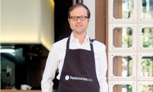 Pablo Pastega, CEO de Restaurantes.com