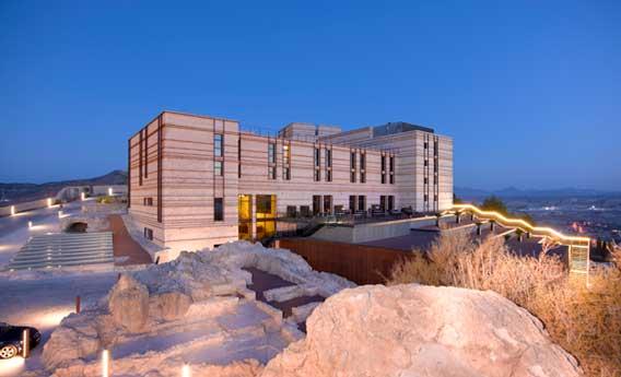 Lorca, una de las últimas aperturas en 2015 de Paradores