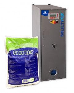 El sistema Ecotropic incluye detergente y dosificador