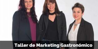 Taller de marketing gastronómico: cómo aumentar las ventas de tu restaurante