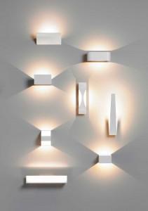 Apliques Led Lumina