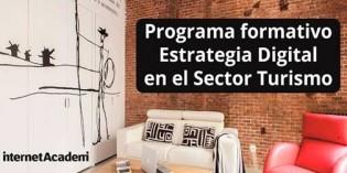 Curso de estrategia digital en el sector turismo