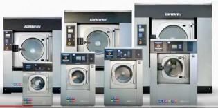 Lavadoras HS Series de Girbau: lavado eficiente de alta velocidad