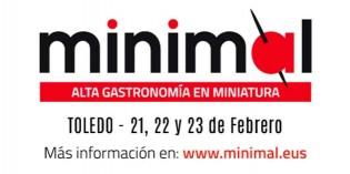 Minimal, Congreso Alta Gastronomía en Miniatura, en Toledo