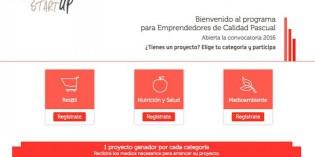 Pascual busca emprendedores en el sector agroalimentario