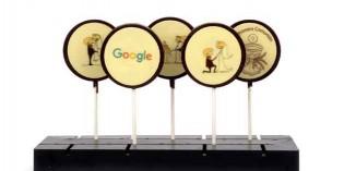 Piruletas personalizables en chocolate y otras ideas para sorprender en las celebraciones