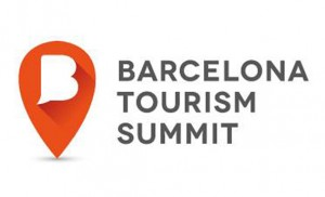Logo de Barcelona Tourism Summit