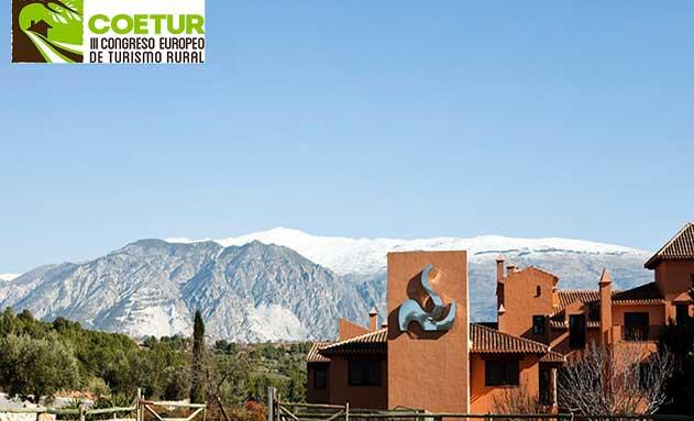 Cartel del Congreso de Turismo Rural Coetur