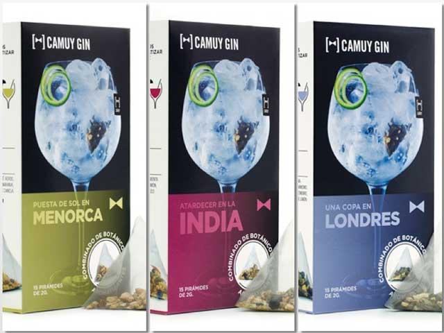 Botánicos para gin-tonics