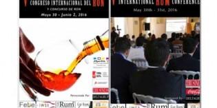 V Congreso Internacional del Ron, en Madrid
