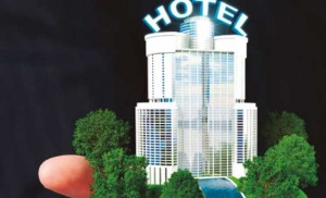 Logo del programa superior en marketing hotelero