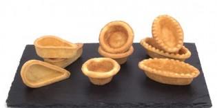 Soluciones para catering: tartaletas ya elaboradas de Ibepan