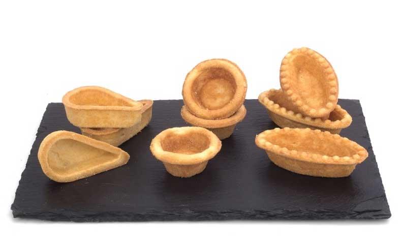 Tartaletas de trigo de Ibepan