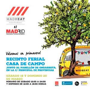 Cartel de MadriEAT