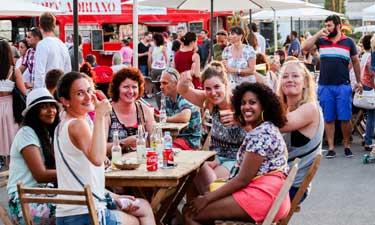 Imagen del II Festival de Street Food de Mallorca