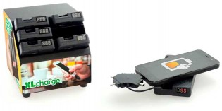 XLcharge, sistema de carga de móviles en la hostelería