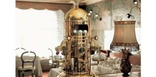 Elektra Belle Epoque: cuando la máquina de café es una obra de arte