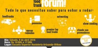 Bilbao acoge el Food Truck Forum, primer foro de la comida sobre ruedas