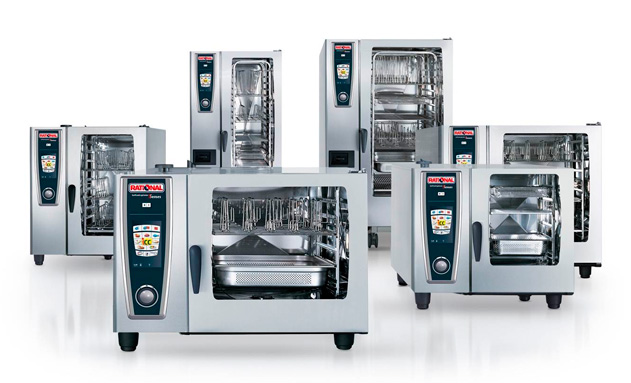 La familia Rational de hornos mixtos de b¡nueva generación