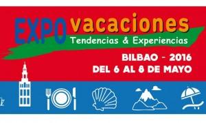 Logo de Expovacaciones 2016