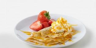 Sirope de naranja de Carte d'Or: un toque cítrico y sin gluten en los postres