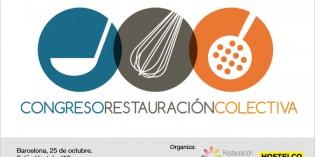 El Congreso de Restauración Colectiva 2016, en el marco de Hostelco