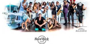 Hard Rock Hotel Ibiza selecciona animadores mediante un casting