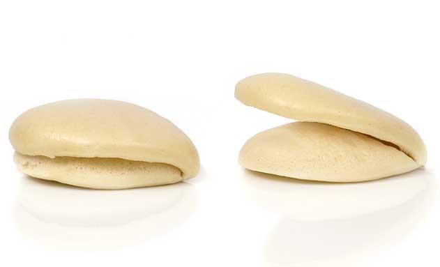 Pan Bao japonés