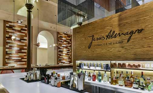 El nuevo espacio de Jesús Almagro en el hotel NH Palacio de Tepa, en Madrid