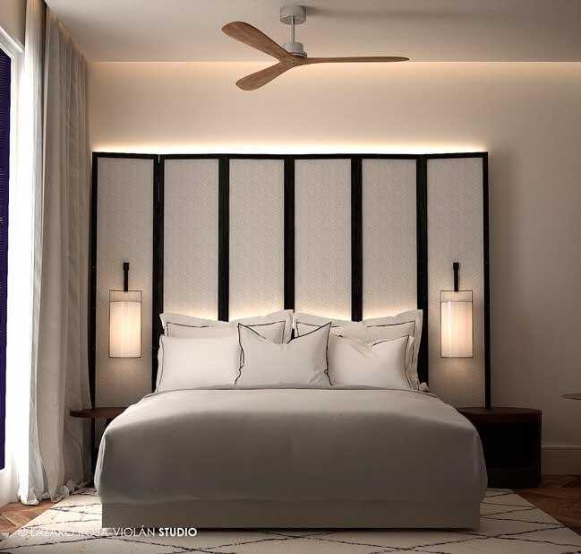 Habitación del Gran Hotel Montesol Ibiza