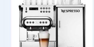 Aguila 220, la nueva máquina de Nespresso para la hostelería
