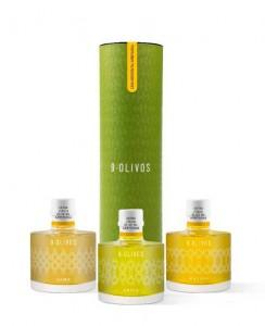 Cata horizontal de aceite 9 olivos
