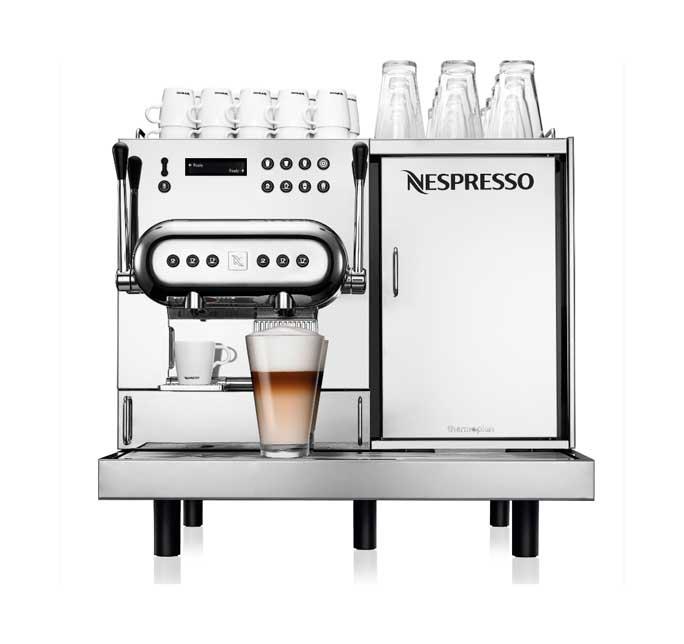 Aguila 220, la nueva máquina de Nespresso, funcional, potente y compacta